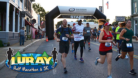 Luray Half Marathon and 5K